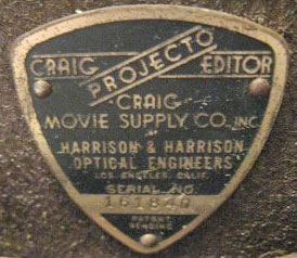 Craig Movie Supply logo