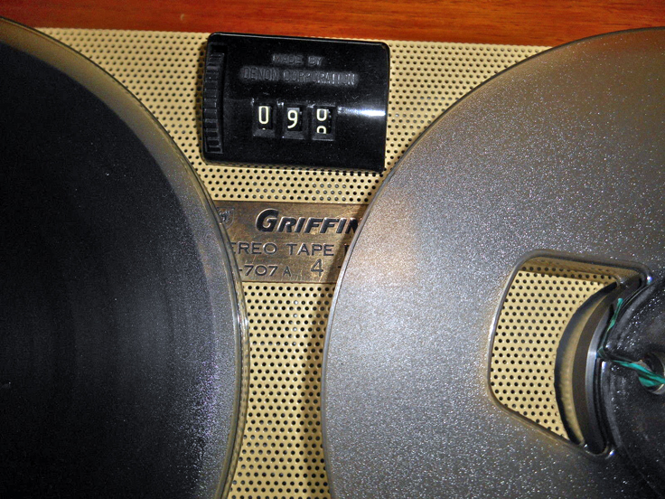 Denon GB-707A-GRIFFIN photos donated by Ethan Brizendine of Ham and HiFi located in Sparks, Nevada