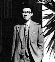 Masaru Ibuka, the co-founder of Sony