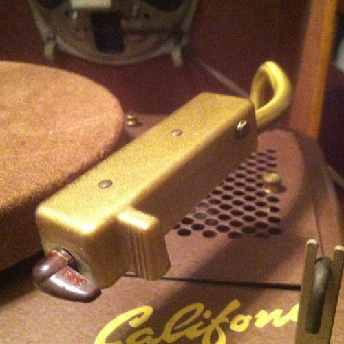 Califone turntable