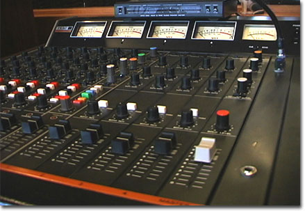 picture of Teac Model 5 mixer