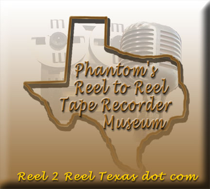 Phantom Production's Reel2ReelTexas logo