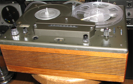 Tandberg 15 reel to reel tape recorder for sale
