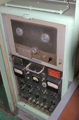 Ampex in USS Growler