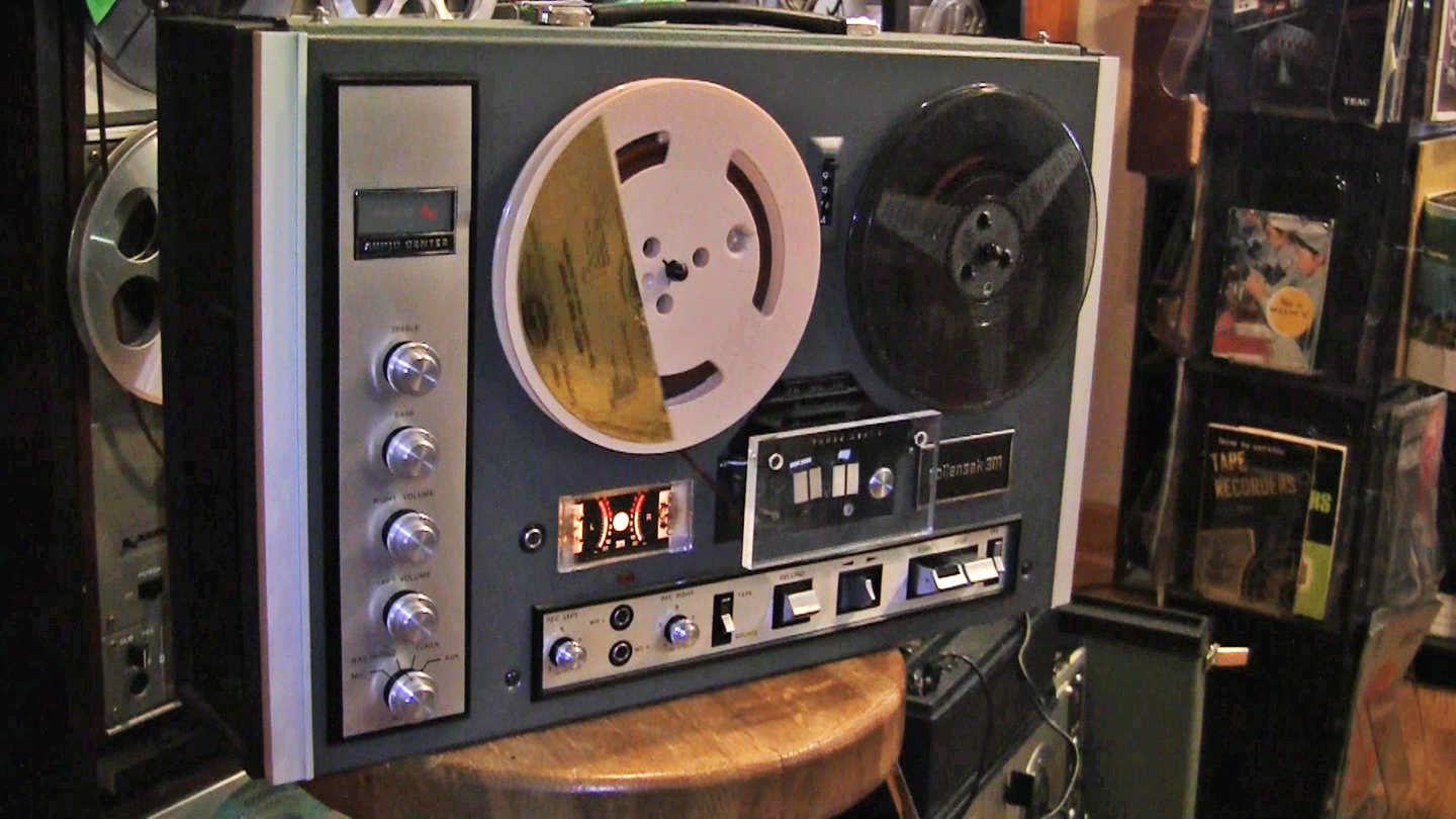 3M Wollensak 6250 reel to reel tape recorder in Reel2ReelTexas.com's vintage recording collection