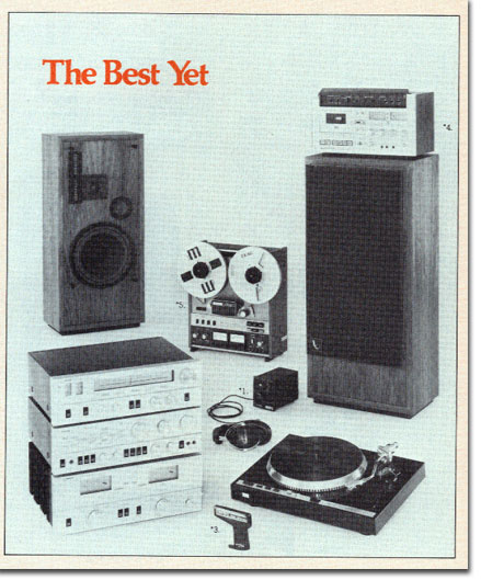picture from 1978 Warehouse Sound catalog