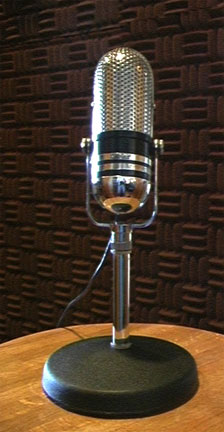 picture of Calrad 500C microphone