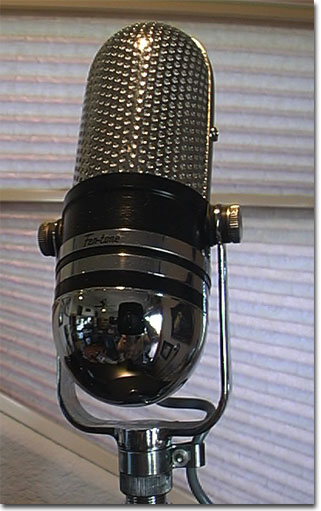 picture of Fentone microphone
