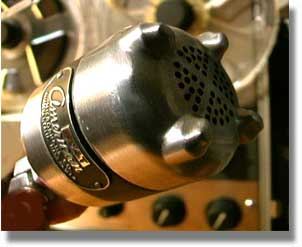 American D4T microphone  in Reel2ReelTexas.com's vintage recording collection
