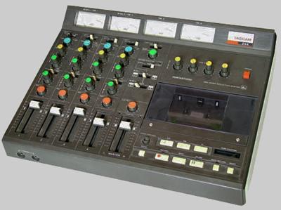 TASCAM Series 144 4-Spur Portastudio