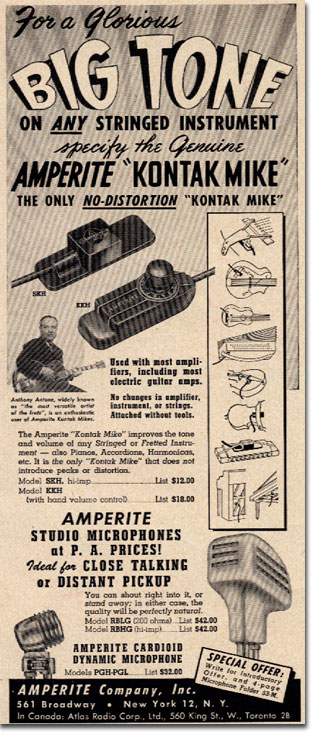 picture of Amperite ad