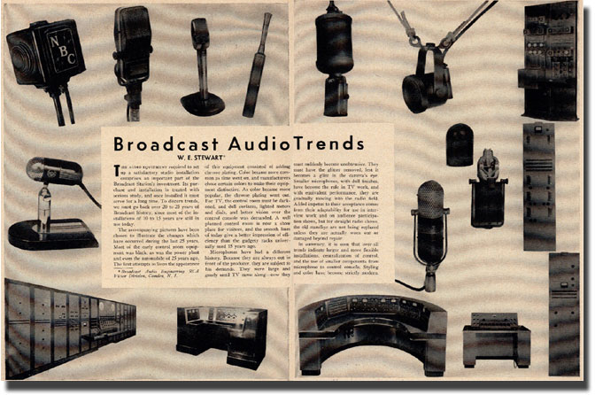 picture of Audio evolution from 1951