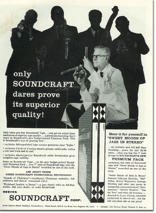 1958 Soundcraft ad