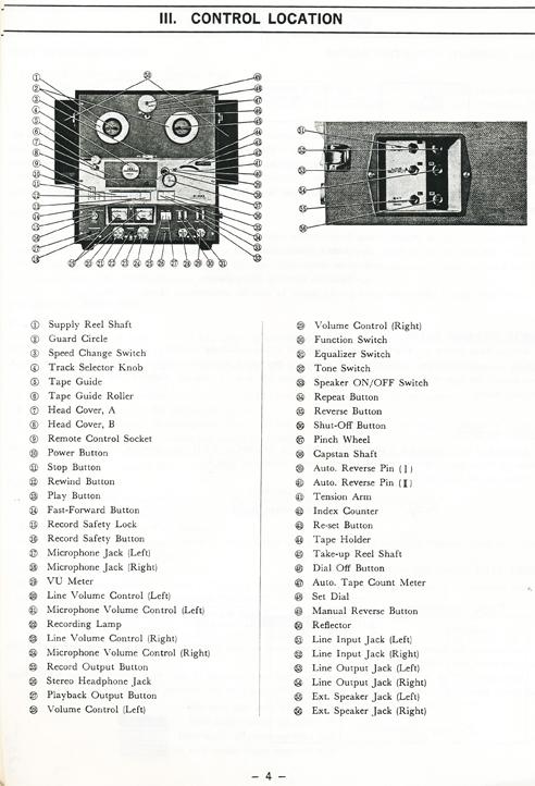 Phantom Productions reel to reel tape recorder 1908 ad