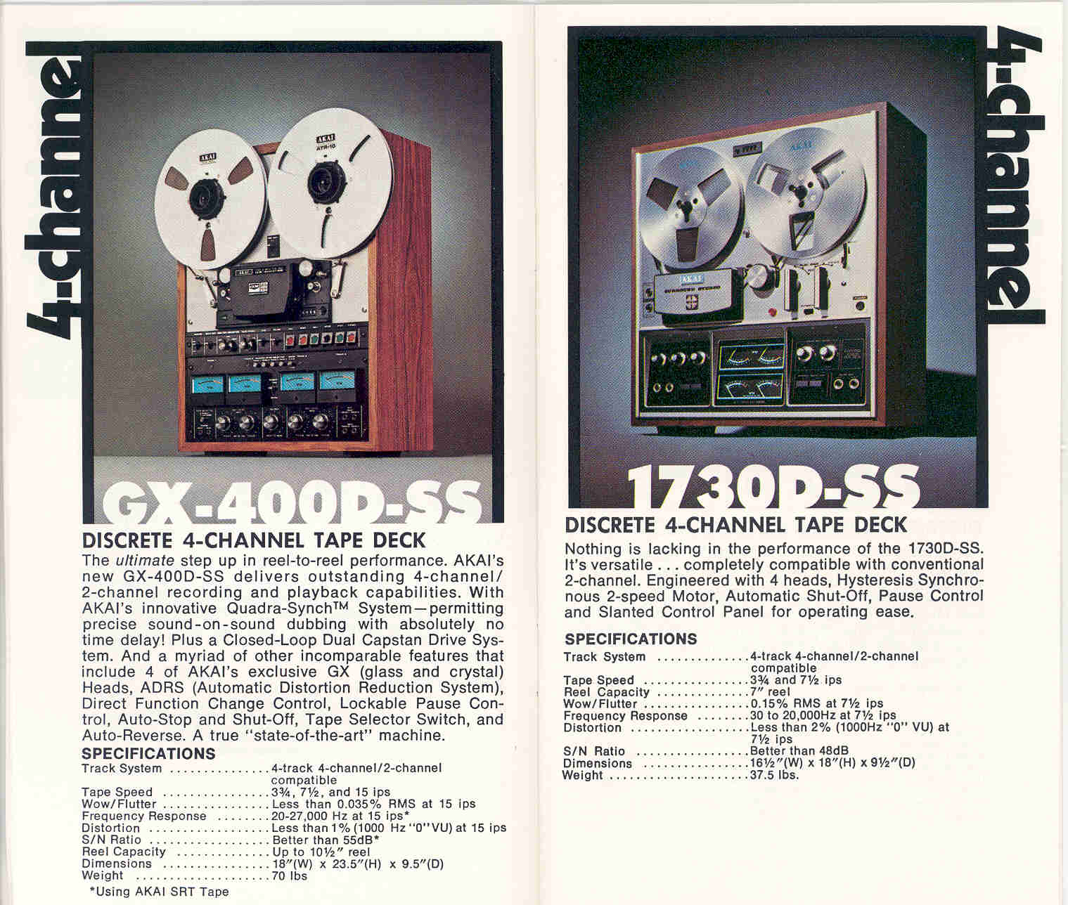 Phantom productions reel to reel tape recorder 1908 ad collection click on pictures for larger image nvjuhfo Gallery