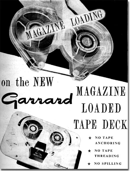 picture of the Garrard Tape Load Magazine