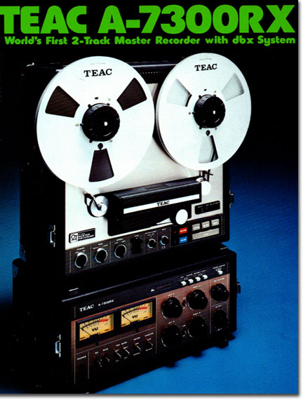 Teac Tascam 80-8 8 track reel to reel tape recorderin the Phantom Productions, Inc.'s Reel2ReelTexas.com