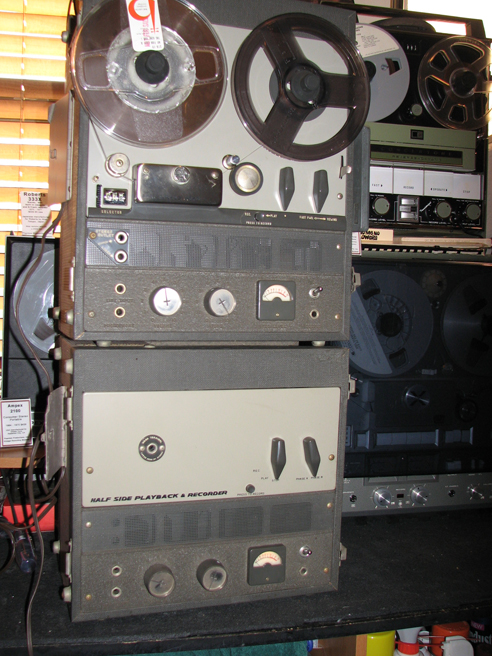AkaiStereoTerecorder in Reel2ReelTexas.com's vintage reel tape recorder collection