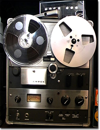 picture of Ampex 600 Gray