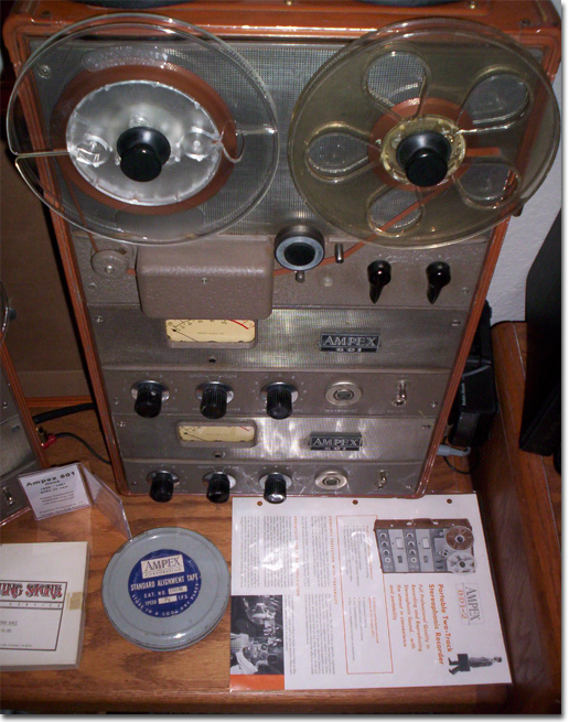 picture of Ampex 601-2