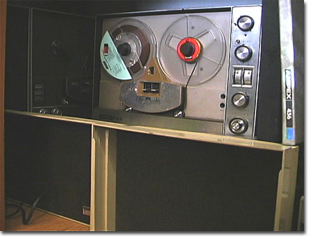 picture of Ampex 900