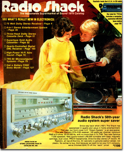 picture from 1979 Radio Shack catalog