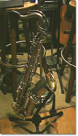 picture of Concertone saxophone