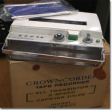 picture of Crowncorder