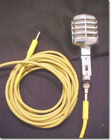 picture of Electro Voice 611 microphone