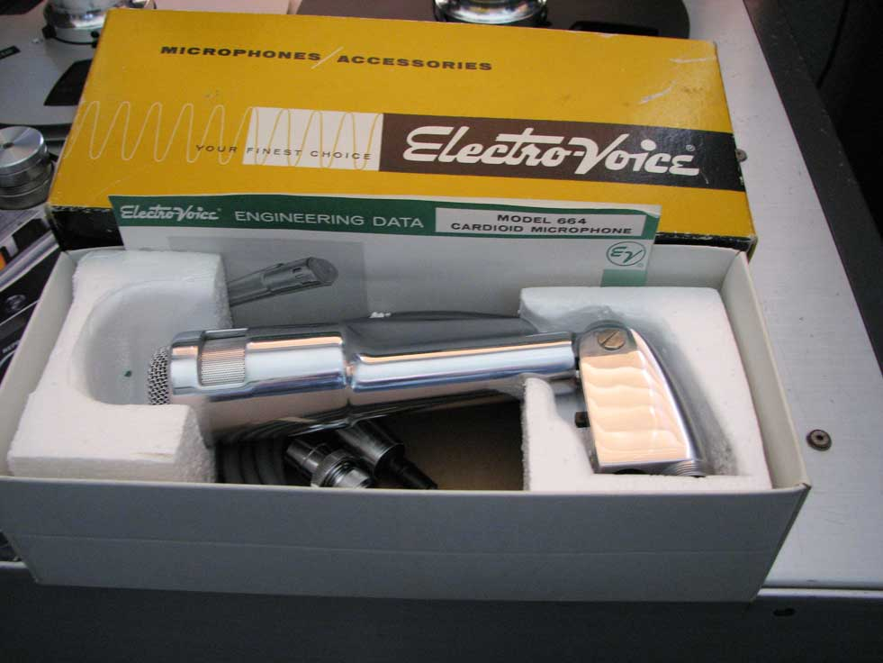 Electro Voice 664 new in box