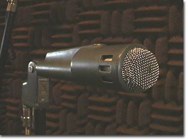 Gray Electro Voice 664 in Reel2ReelTexas.com's vintage microphone and recording equipment collection