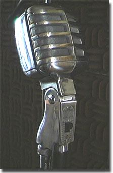 picture of Electro Voice 911microphone