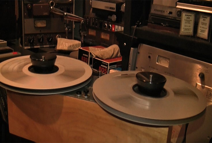 Heathkit Speedwinder in Reel2ReelTexas.com's vintage reel tape recorder collection