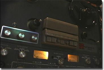 Phantom's Vintage Reel 2 Reel Tape Recorder History Timeline