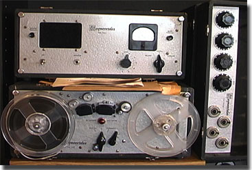 picture of Magnecord PT6-AH and Recording Amplifier