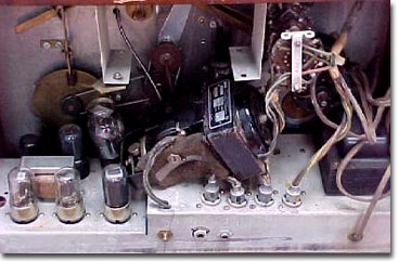picture of Phantom's Miles Reproducer from the 1940's