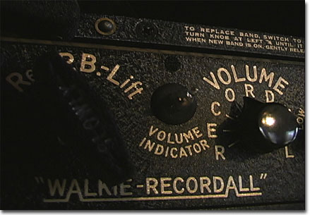 Miles Reproduction, Inc.   Walkie RecordAll  æ(more pics)