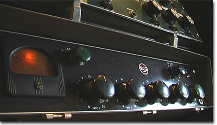 picture of RCA BN16A microphone mixer