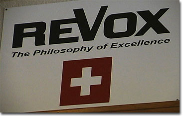 picture of  ReVox store sign