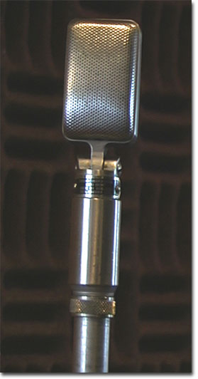 picture of Reslo microphone