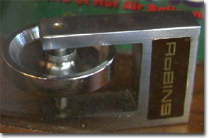 picture of Robins tape timer