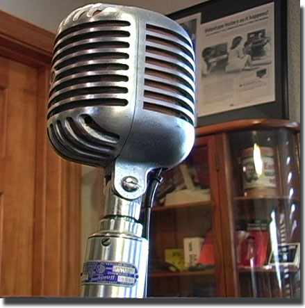 picture of old (big) Shure 556