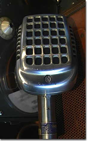 picture of Shure 737 microphone