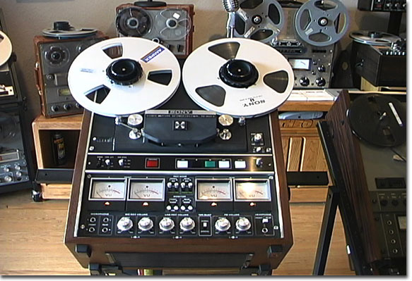 picture of Sony TC-854-4