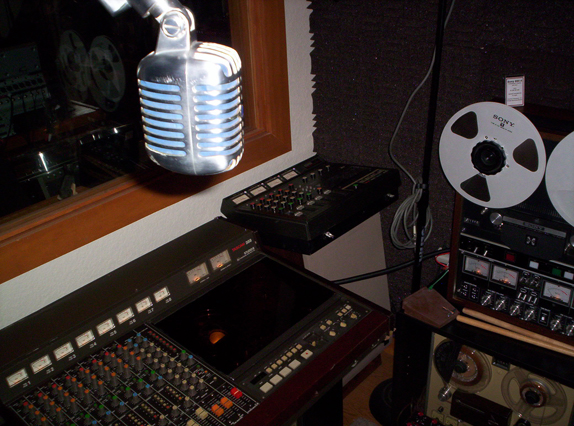 Tascam 388 in   Phantom Productions vintage reel to reel collection