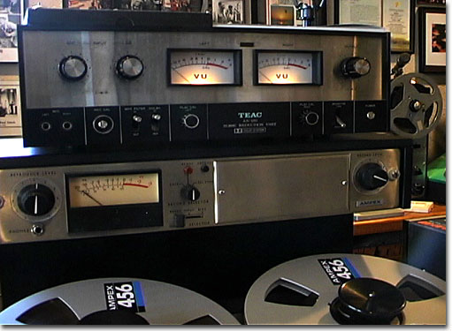 picture of Phantom's Teac AN-180 Dolby Noise Reduction unit