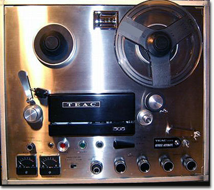 picture of the Teac 505