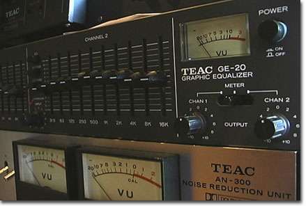 picture of Teac GE-20 equalizer