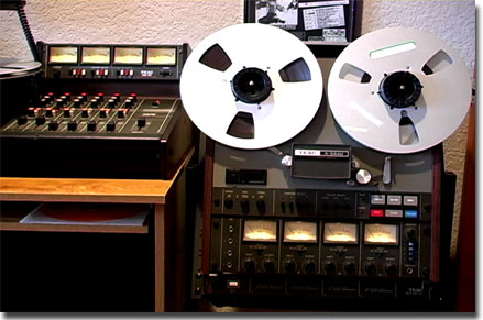 picture of Teac Model 2 & Teac 3440