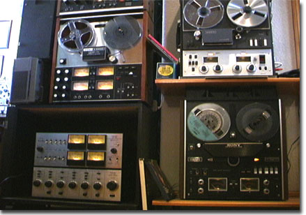 picture of Teac AN-300 & AX-300